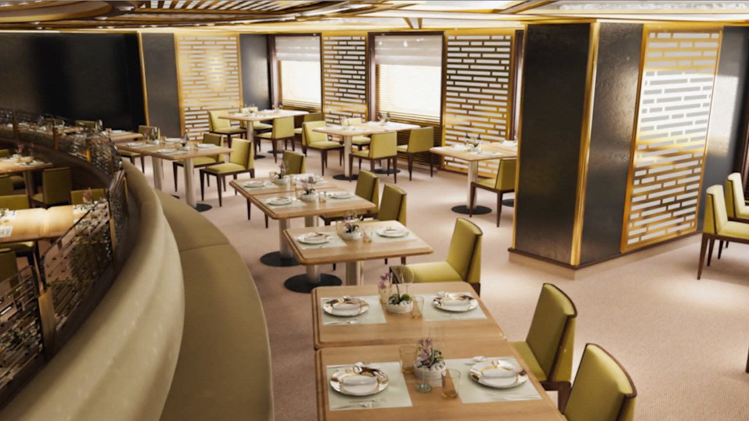 Silversea unveils more restaurants for the upcoming Muse