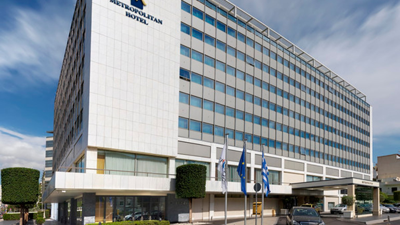 Metropolitan Hotel Athens to fly Marriott flag