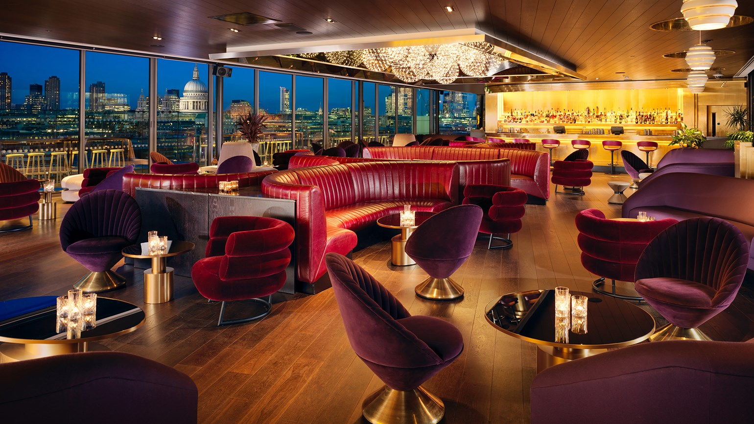 Welcome aboard the Mondrian London