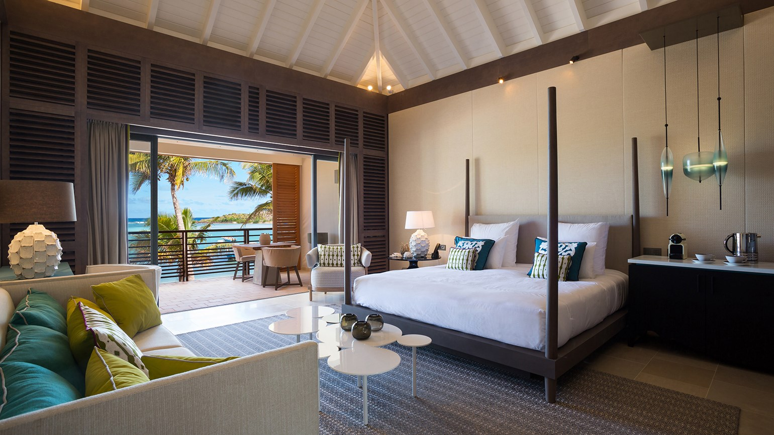 Le Barthelemy, new luxury hotel, to open on St. Barts