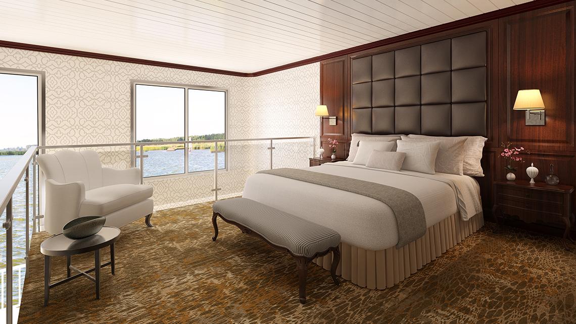 American Duchess Paddlewheeler To Feature Loft Suites