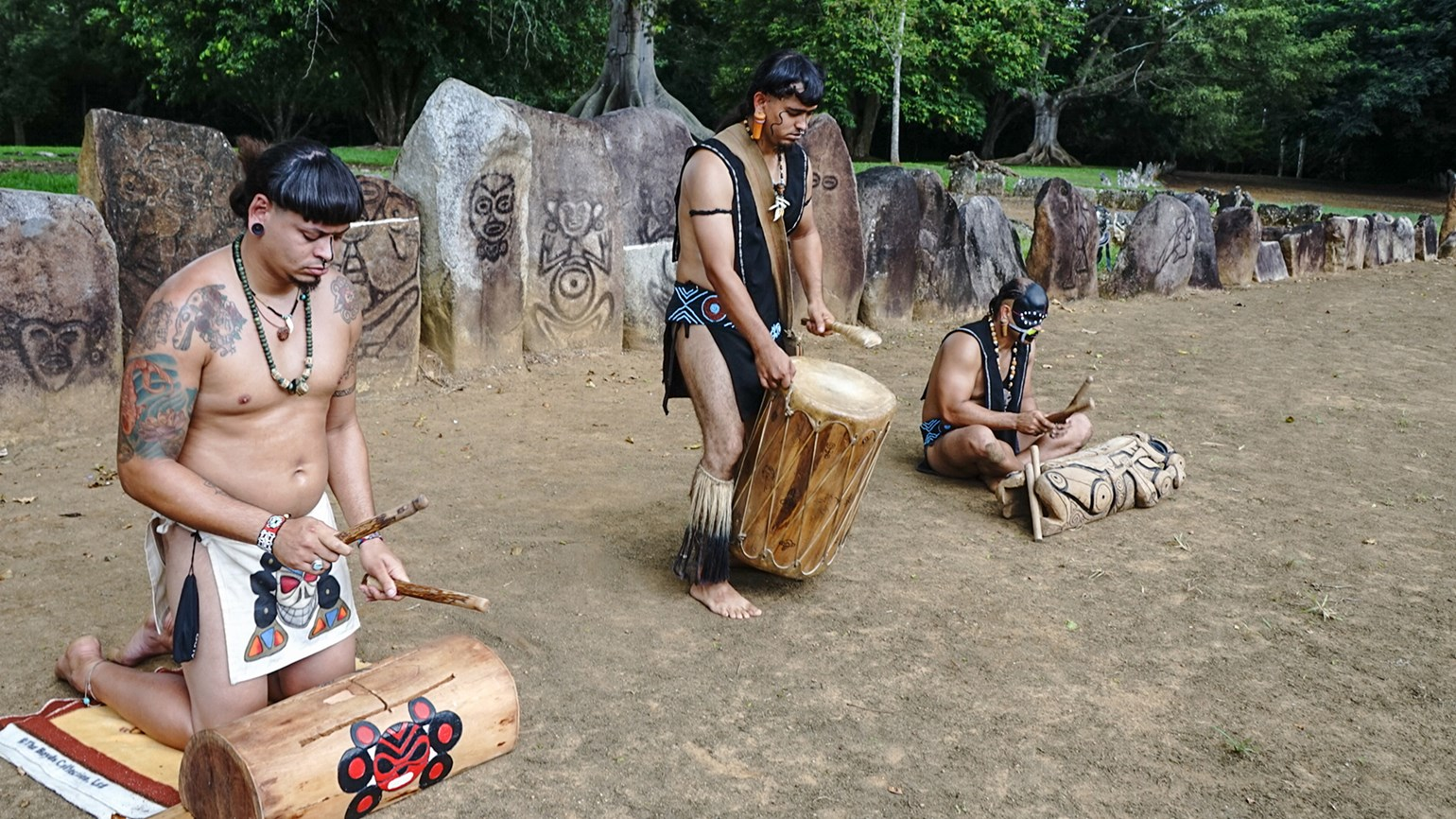 Puerto Rico tour highlights the Taino people