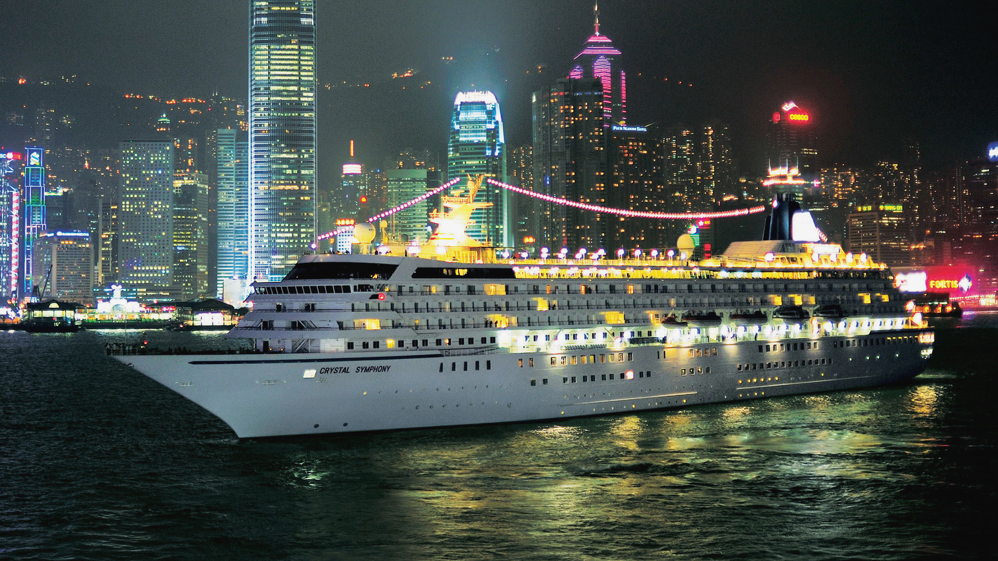 Crystal Cruises To Renovate Serenity And Symphony Again