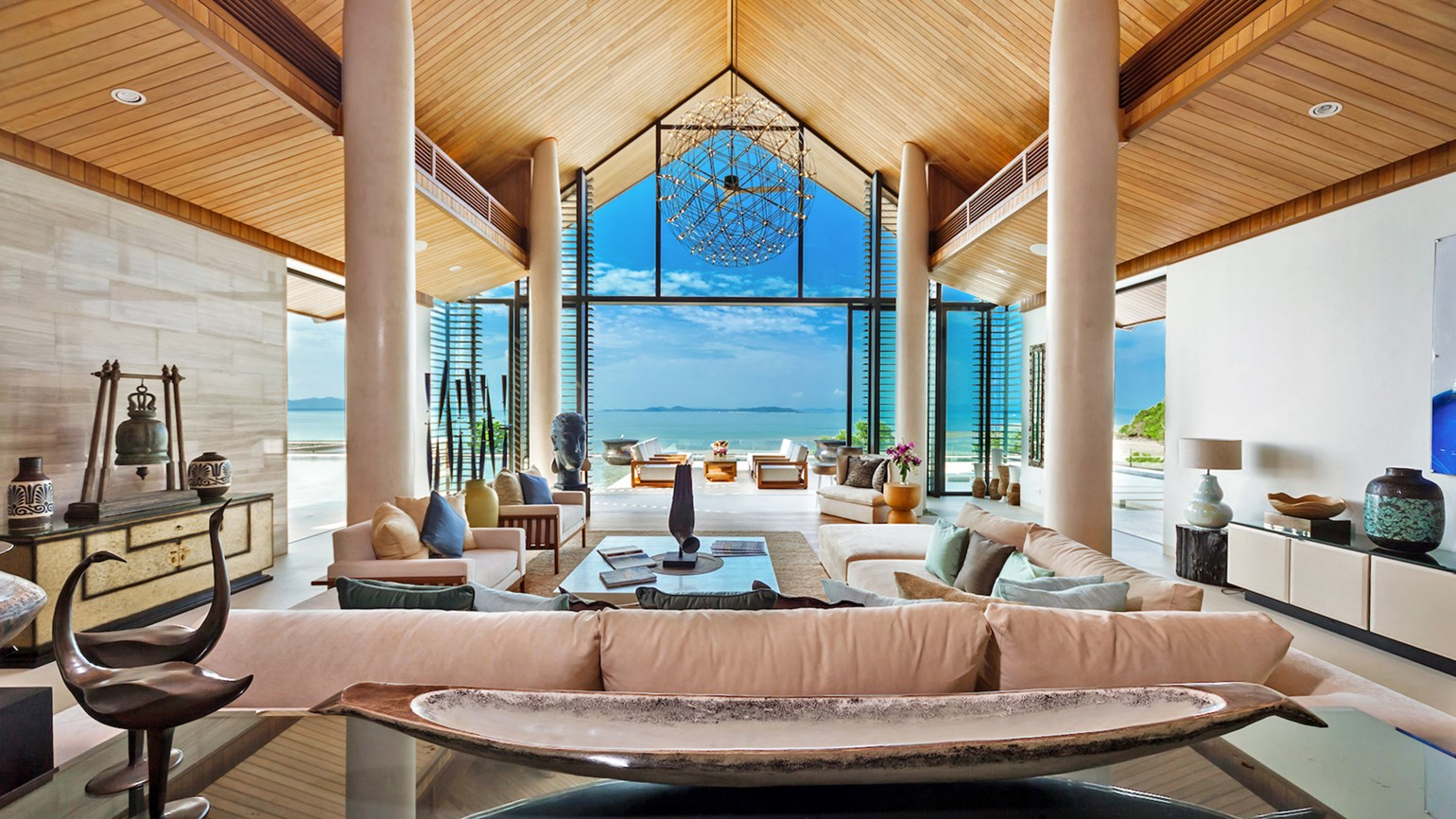 Luxury Retreats blurring the lines