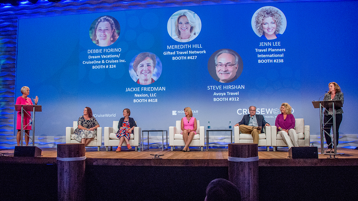 Day 1 Of Cruiseworld 2016 Travel Weekly