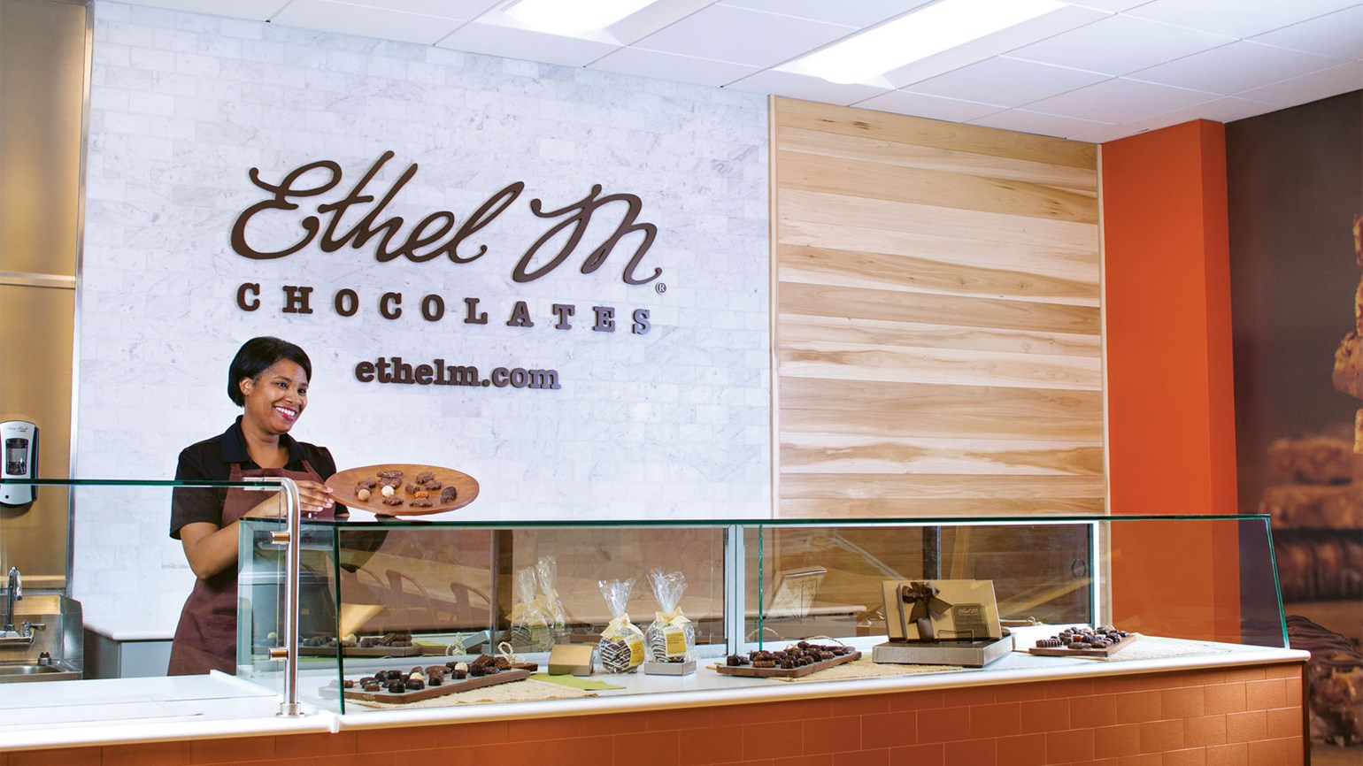Tasty changes at Ethel M Chocolates: Travel Weekly