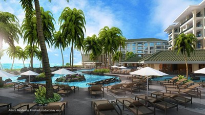 New Westin timeshare to open on Maui next summer