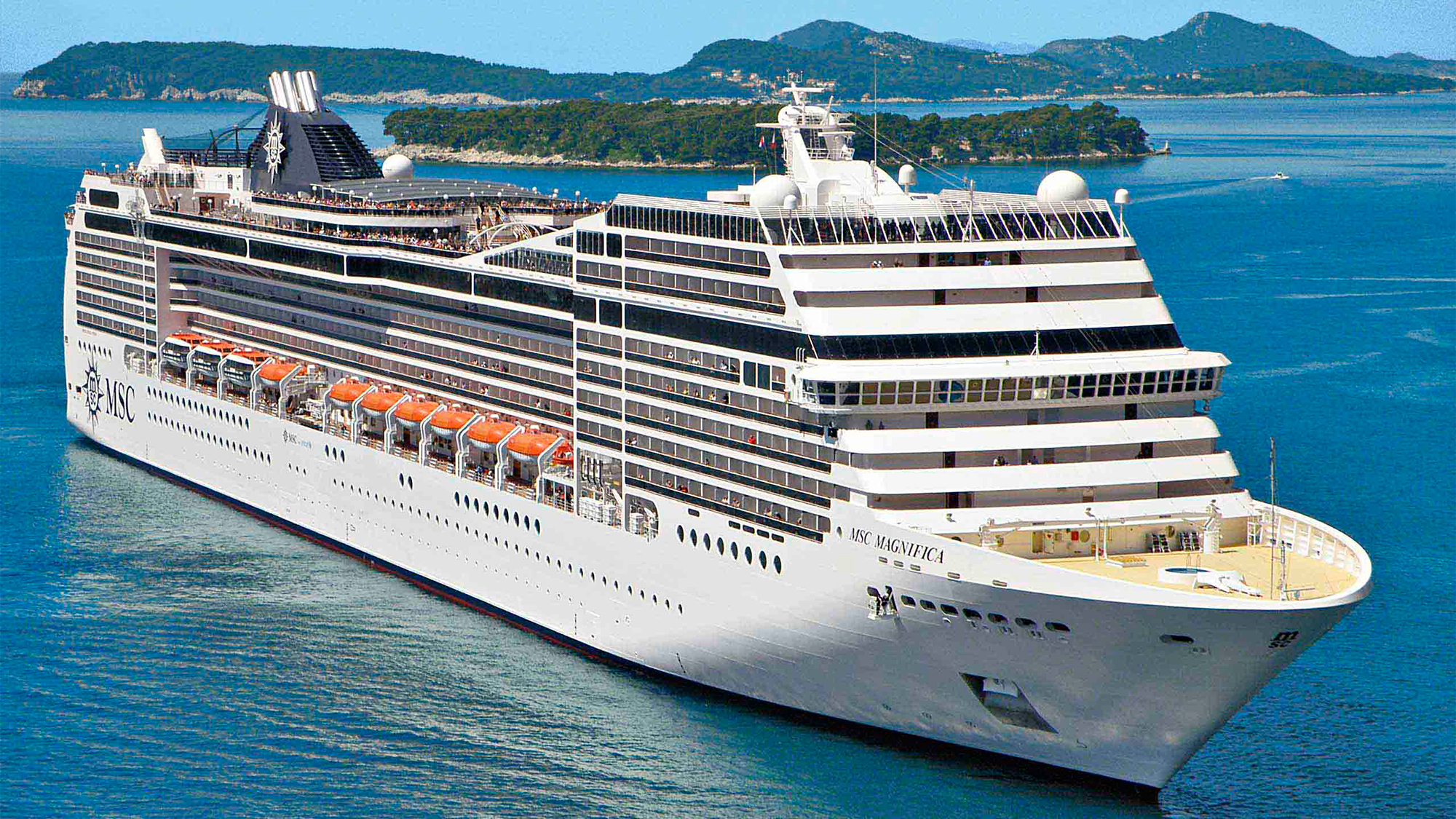 Msc Offers Its First World Cruise Travel Weekly