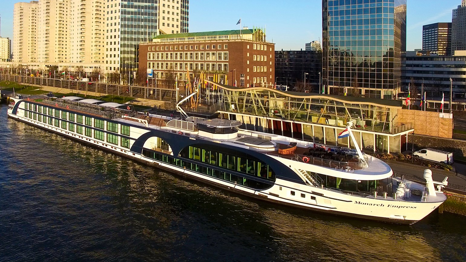 Gate 1 quietly enters river cruise fray