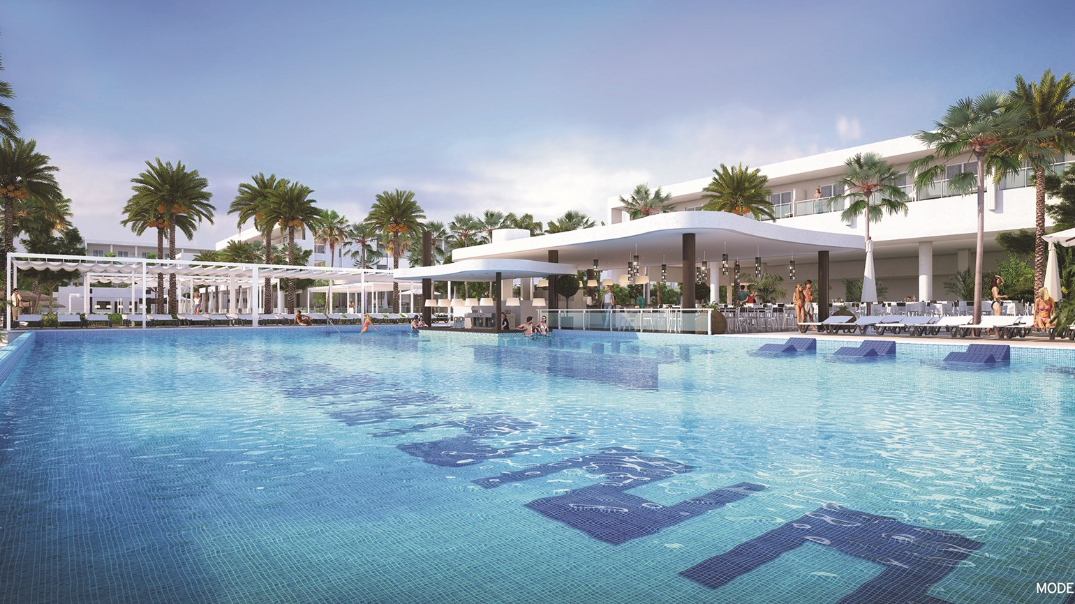 Riu opens sixth resort in Jamaica