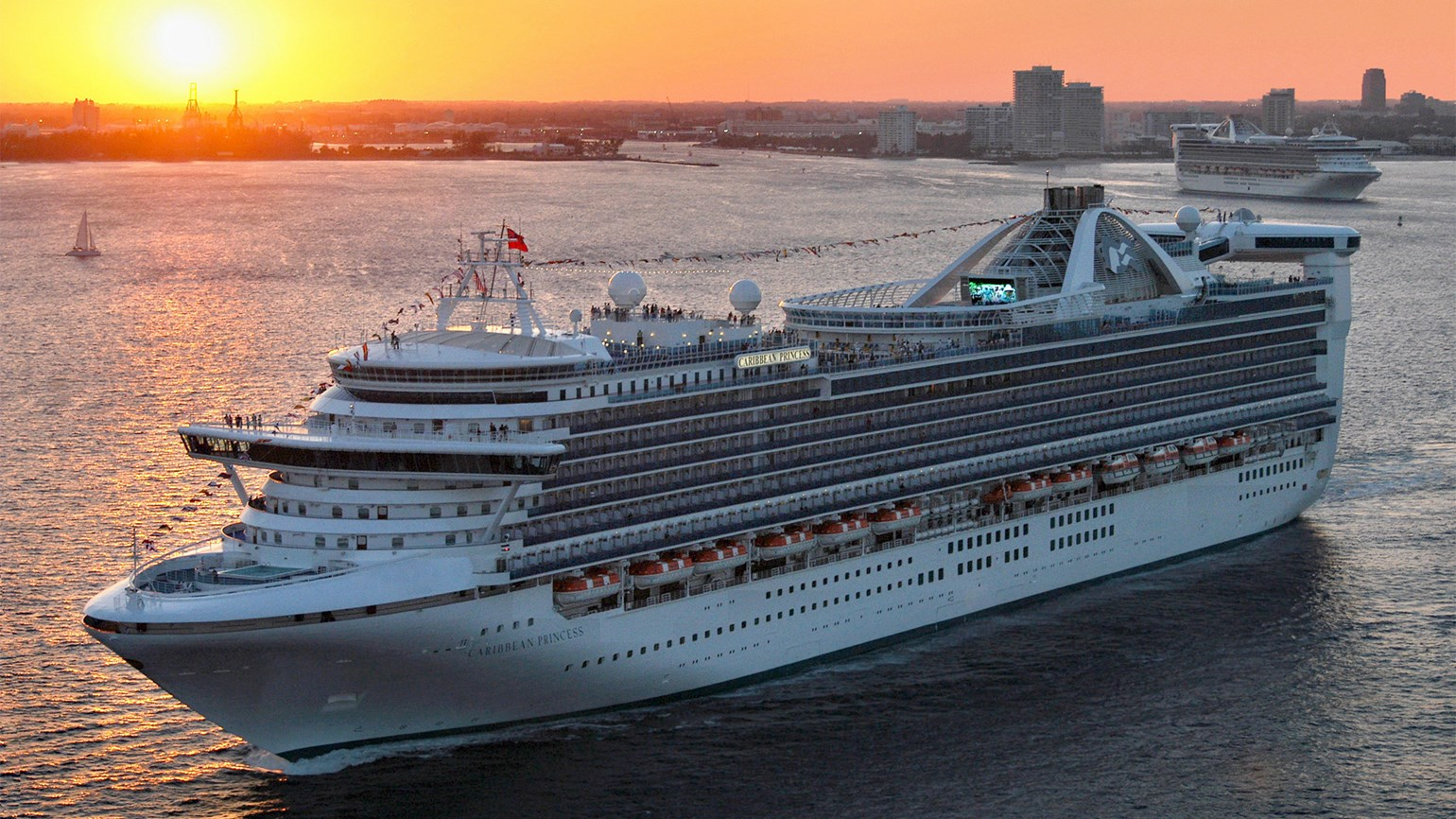 Princess Cruises fined $40M for ocean pollution, crew's cover-up