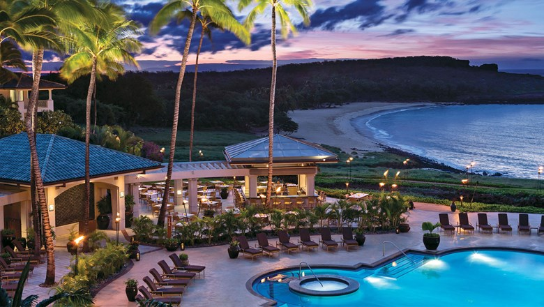 The Four Seasons Resort Lanai reopened earlier this year after a multimillion-dollar refit.