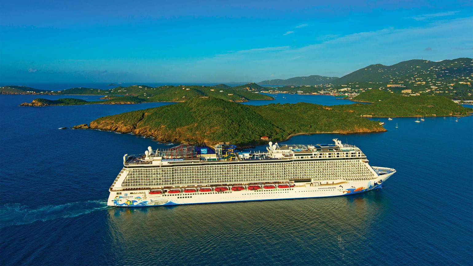 Norwegian Escape To Redeploy To New York Travel Weekly