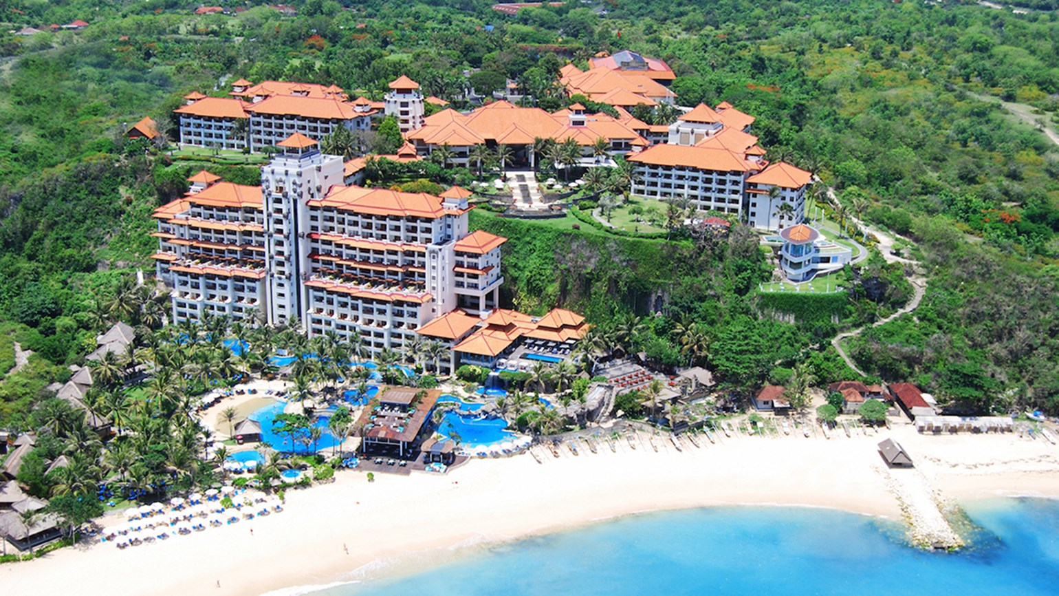 Hilton takes over Bali resort