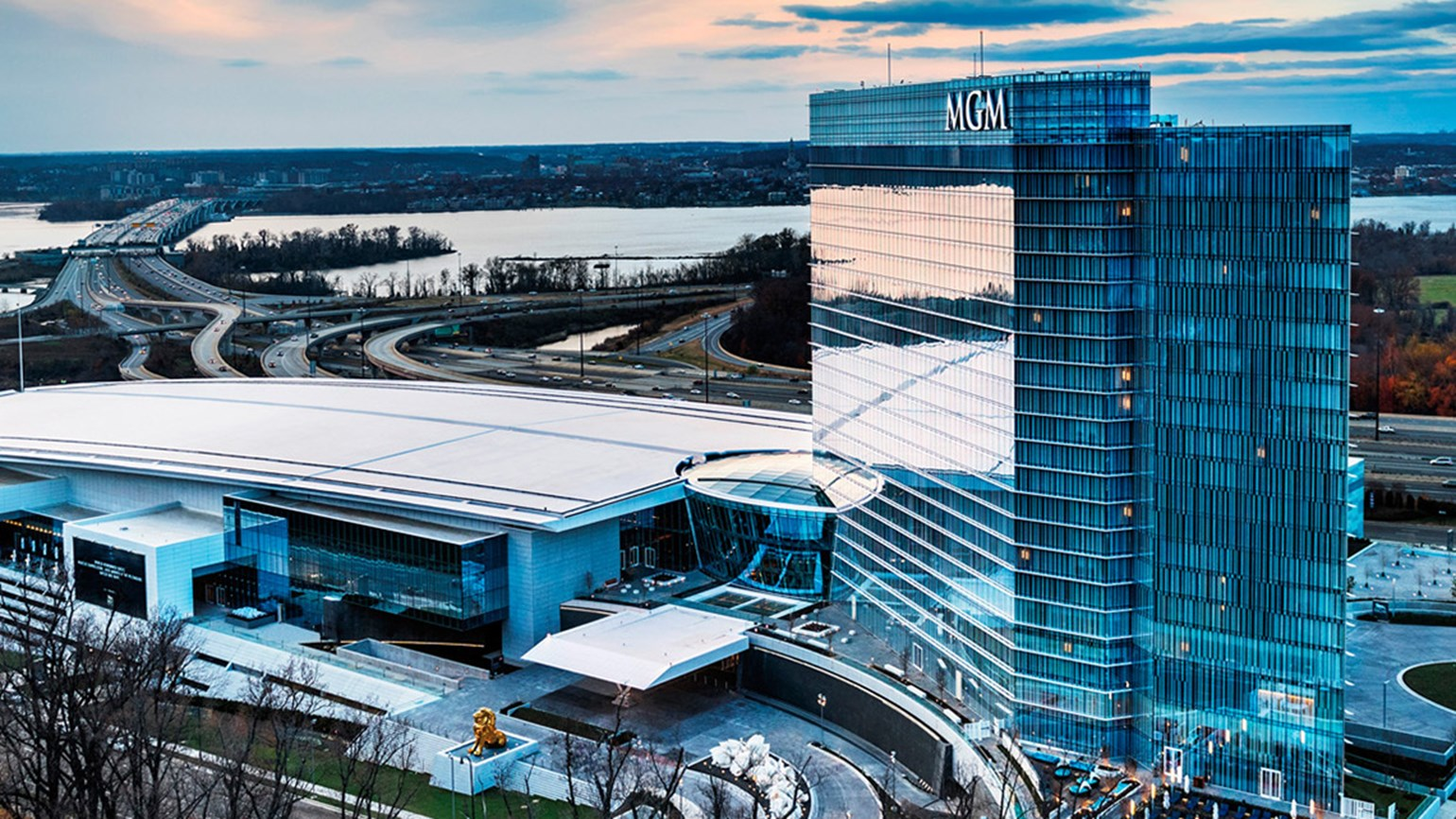 MGM National Harbor opens its doors
