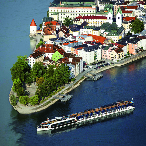 Adventures by Disney launched its first river cruise, using AmaWaterways' AmaViola, on family-friendly trips down the Danube.