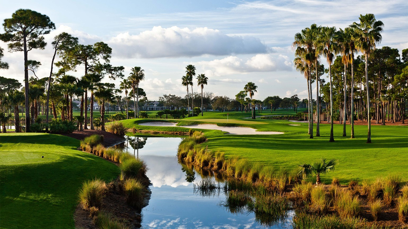 Champion Course at PGA National rises in ranking: Travel Weekly