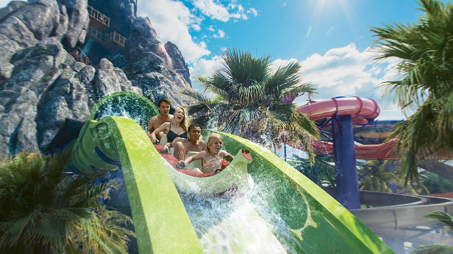 Tickets, packages on sale for Universal Orlando's Volcano Bay waterpark