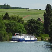France barge cruise, from $1,800