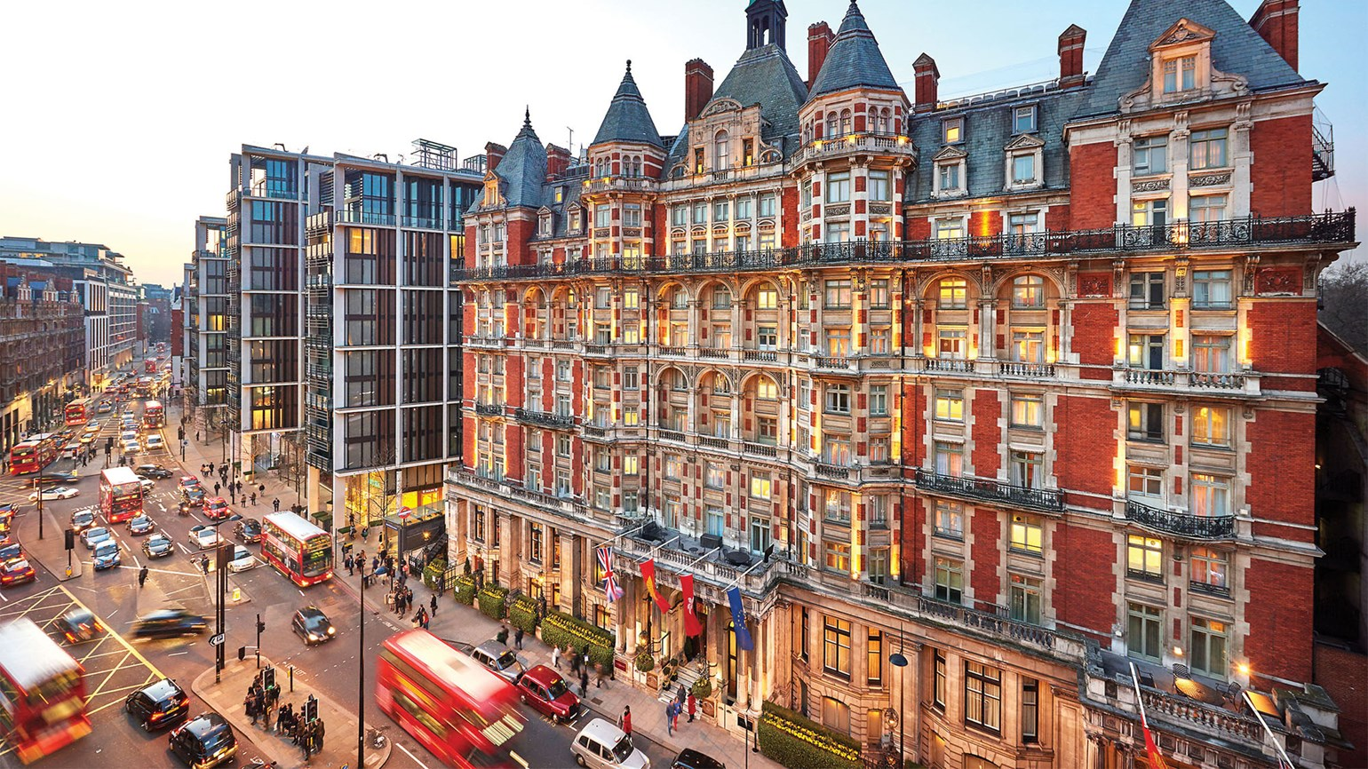 mandarin oriental hyde park to be renovated travel weekly. Black Bedroom Furniture Sets. Home Design Ideas