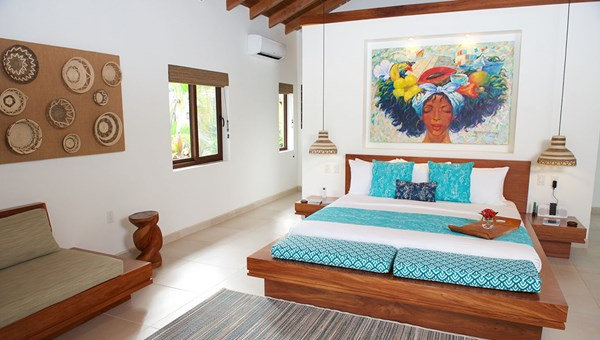 The Naia Resort and Spa is set to open next month on Belize's southern Placencia Peninsula.