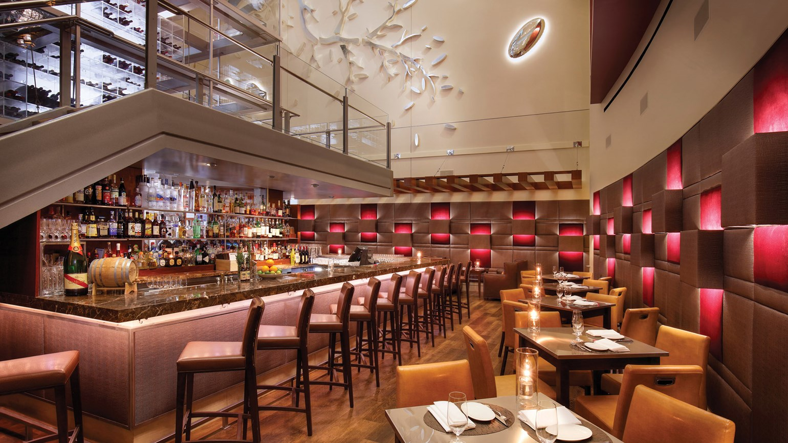 'Cozy' makeover for Mandalay Bay's Aureole