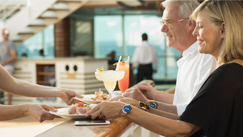 carnival corp wearable technology to transform cruise experience