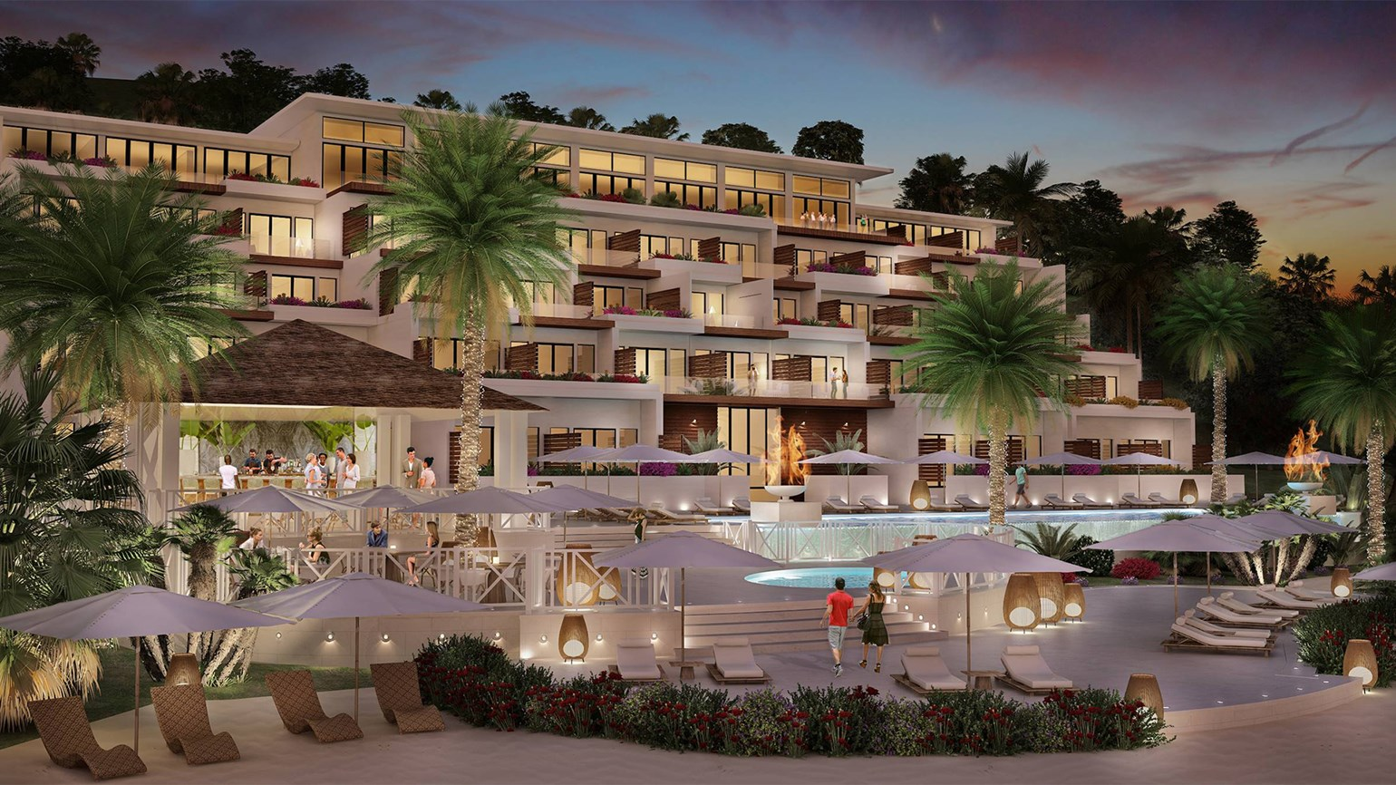 Kimpton to open second Caribbean resort in 2019