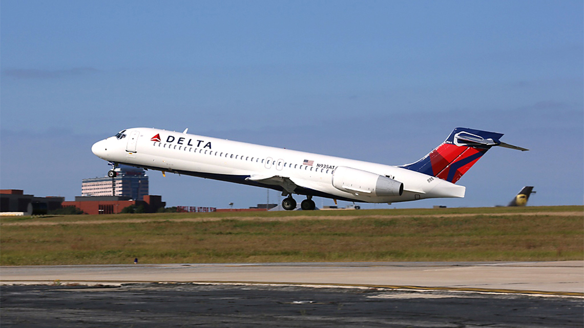 Delta Air Lines Inc Earnings Advance 13% In Q4
