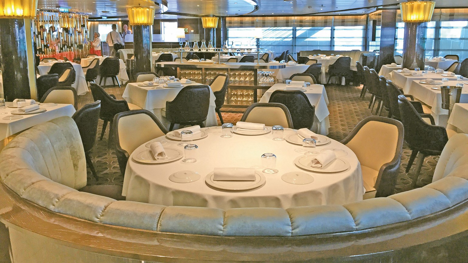 First Call: Encore throws a curve while maintaining the Seabourn feel