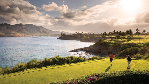 Hokuala Kauai Resort recently renovated its Ocean Course and plans to build a new clubhouse to go along with a new practice facility.