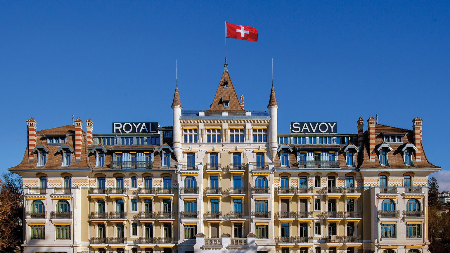Swiss bliss at the rejuvenated Royal Savoy