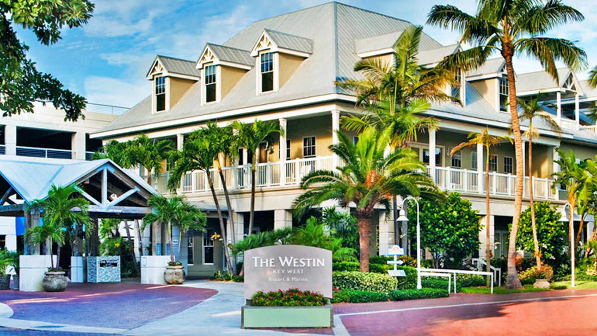 Margaritaville to rebrand Westin resort in Key West: Travel