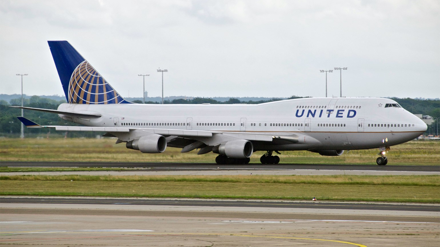 United to operate final 747 flight in 2017