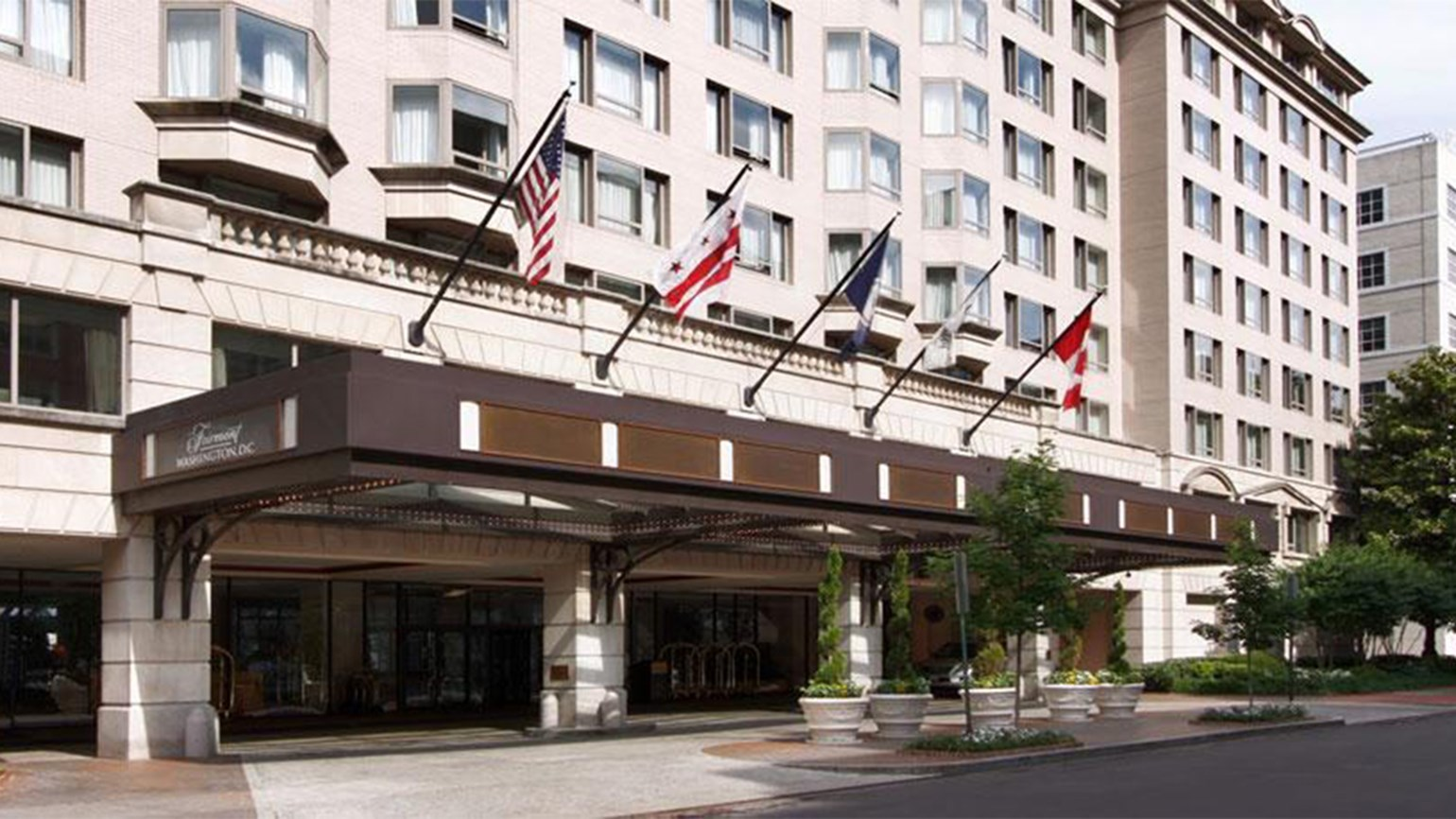 Fairmont D.C. completes $27 million renovation