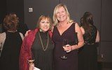 Alexis Romer of Ritz-Carlton and Trisha Foresman of Virtuoso.