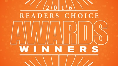 The 2016 Readers Choice winners