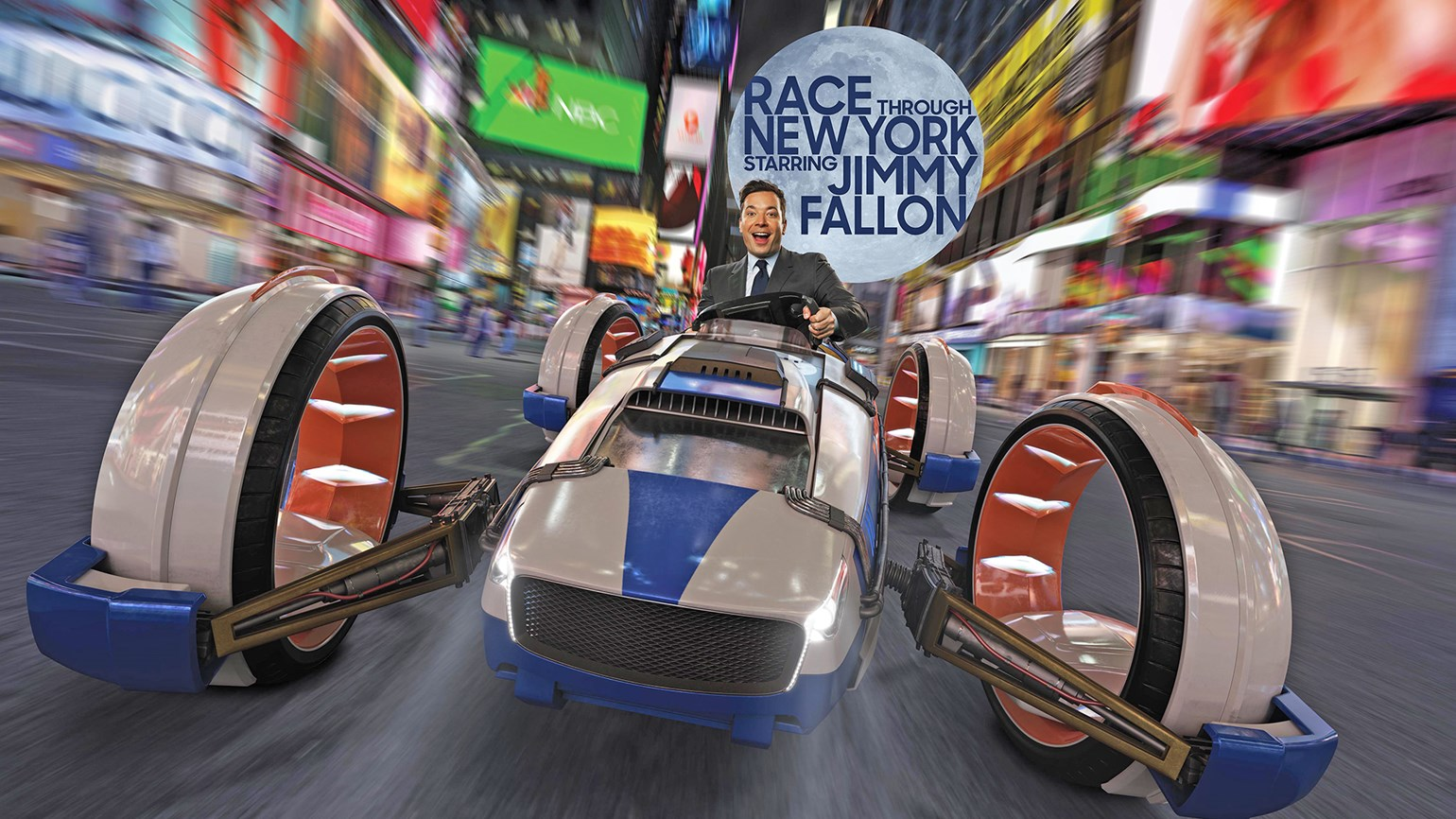 Universal Orlando will open Jimmy Fallon ride in April