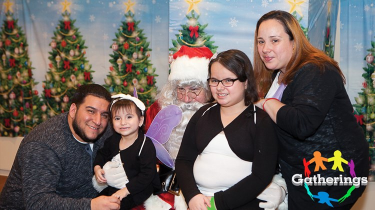 Guests at Protravel International's annual Children's Holiday Party paid a visit to Santa, aka Peter Vlitas, senior vice president of airline relations. The party, held at Mount Sinai Downtown hospital in New York, welcomed 400 patients, their families and caregivers.