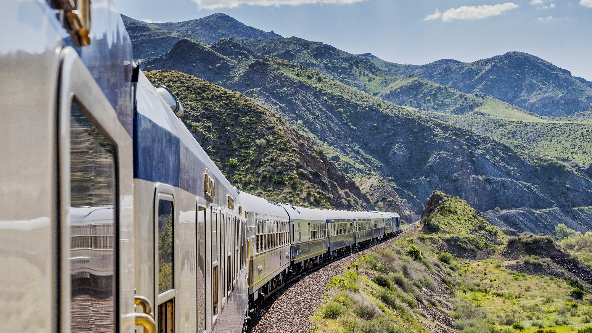 Wilderness Travel Offers A Cruise By Rail Travel Weekly