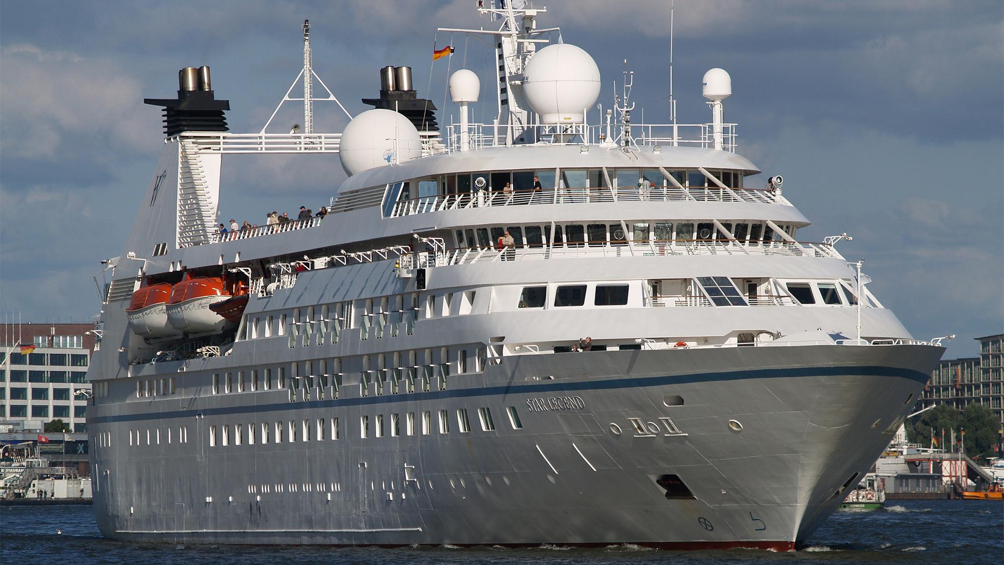 Windstar Sailing Alaska Cruises Travel Weekly