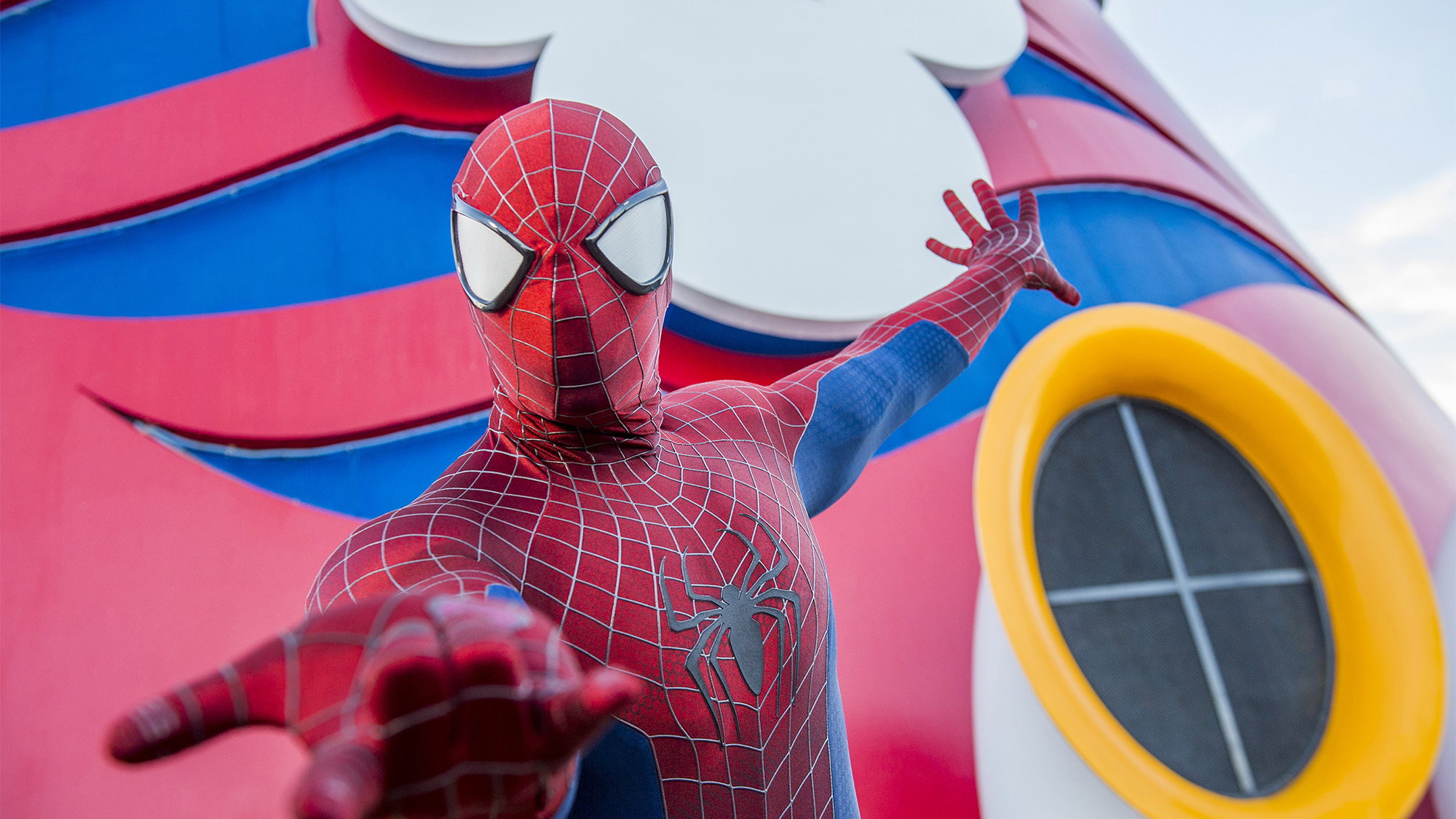 """marvel cruise lines Disney cruise line has packed all kinds of action, heroic encounters and epic shows into select five-night cruises aboard the disney magic for marvel day at sea guests aboard these special cruises will enjoy thrilling shows including """" doctor strange: a journey into the mystic arts and """"marvel heroes."""