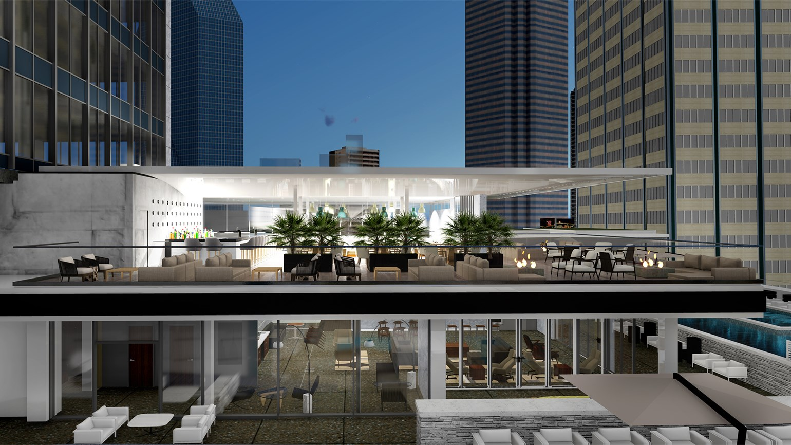 Thompson hotel to be part of Drever development in Dallas