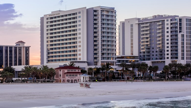Wyndham opens on Clearwater Beach
