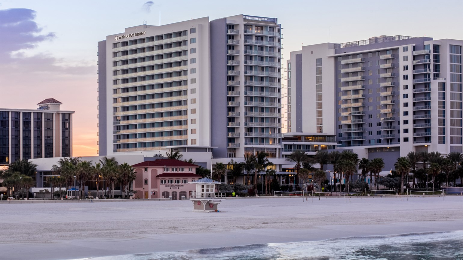 Wyndham opens on Clearwater Beach Travel Weekly