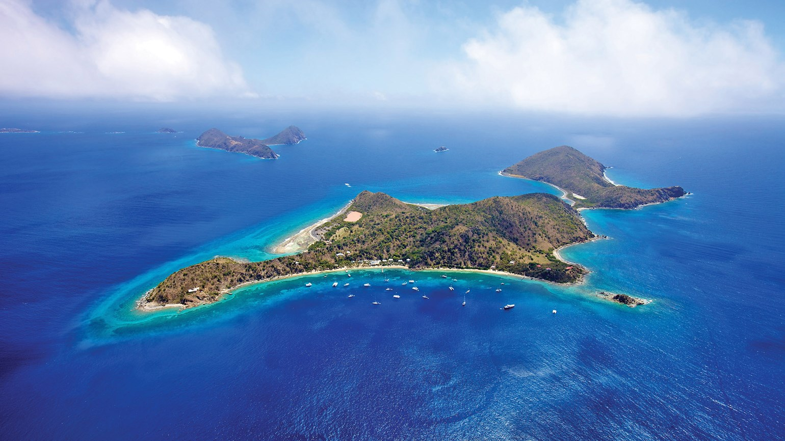 BVI set to sustain its boost in visitors