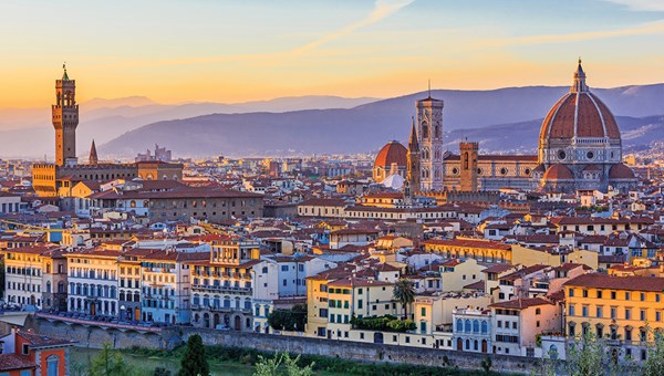 Florence is one of the cities where the European Tour Operators Association has teamed with local organizations to discuss the locals' perceptions of tourism.