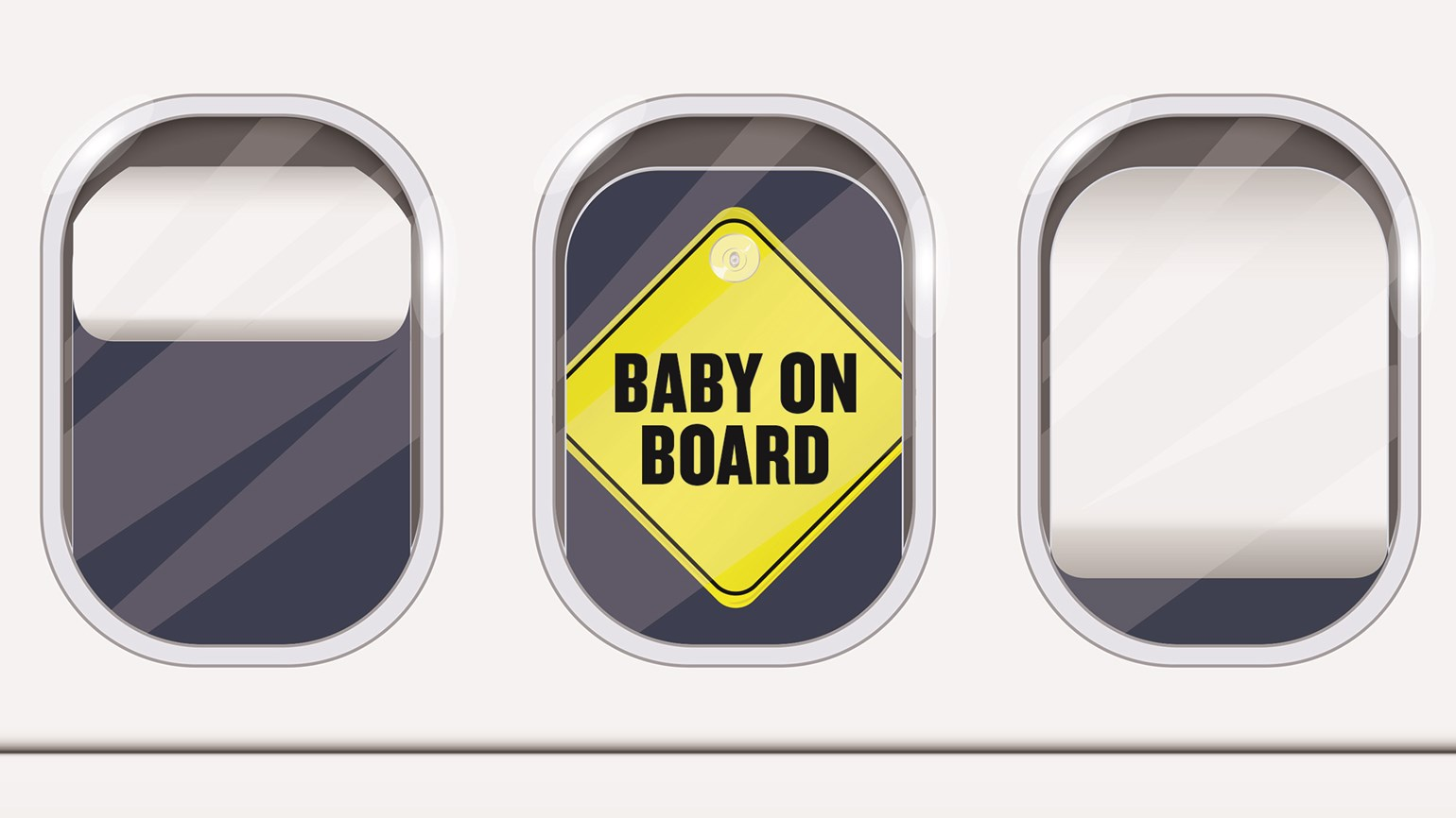 Baby on board: Traveling with infants