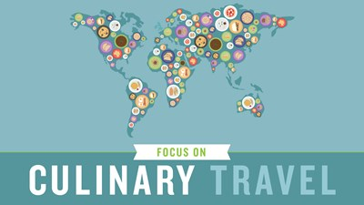 Focus on Culinary Travel 2017