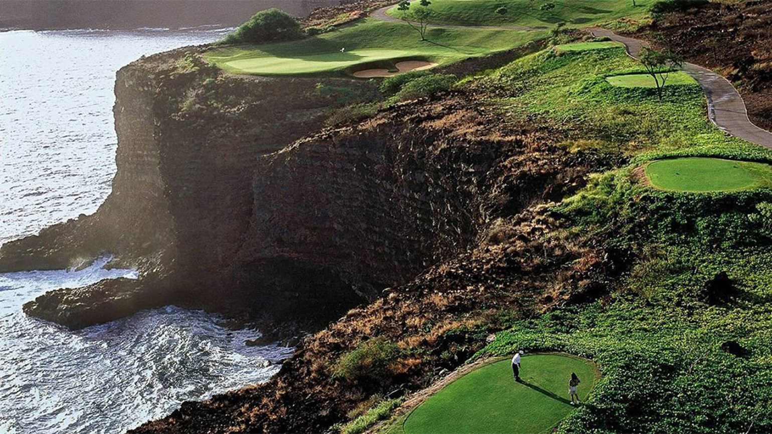 Four Seasons Lanai package combines golf, sport shooting